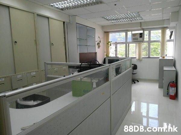 九龍灣辦公室(免佣), 全新裝修, 實用230尺, 4800元, 包傢俬, 面向MEGA BOX