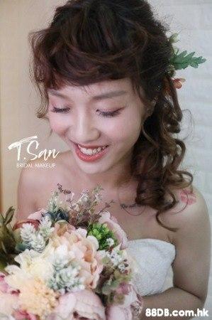 新娘 Big Day Pre Wedding 出門 註冊 【化妝set頭服務】  💄結婚 婚禮 婚宴