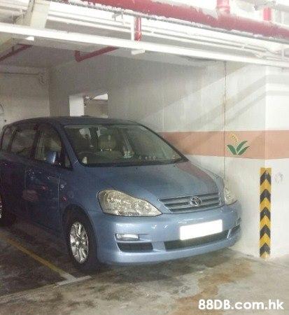 自讓沙田第一城四期室內車位