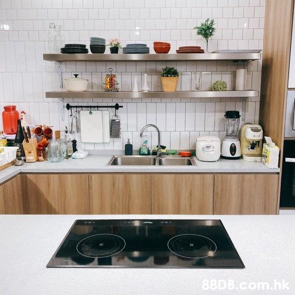 Wild Kitchen 開放式廚房 齊全煮食設備 拍攝 教班 私人聚會
