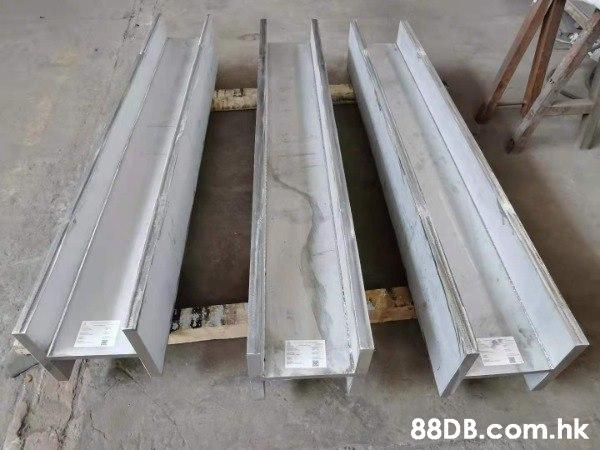 不鏽鋼結構型材(Laser Fused Stainless Steel Profiles),Stainless Steel Structural Sections,不鏽鋼工字鋼,不鏽鋼H型鋼。